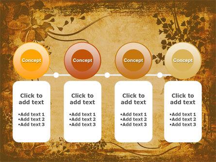 Vegetal PowerPoint Template Slide 5
