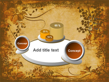Vegetal PowerPoint Template Slide 6