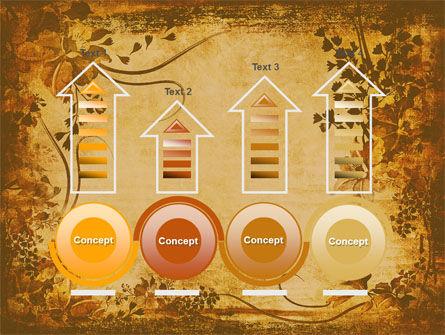 Vegetal PowerPoint Template Slide 7