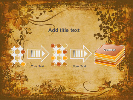 Vegetal PowerPoint Template Slide 9