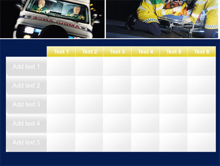 Ambulance Emergency PowerPoint Template Slide 15