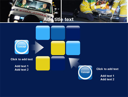 Ambulance Emergency PowerPoint Template Slide 16