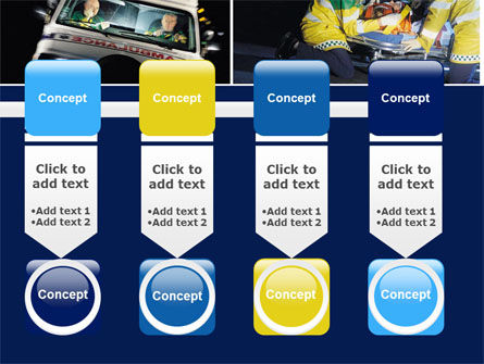 Ambulance Emergency PowerPoint Template Slide 18