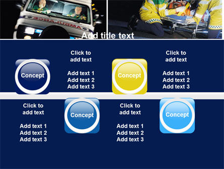 Ambulance Emergency PowerPoint Template Slide 19