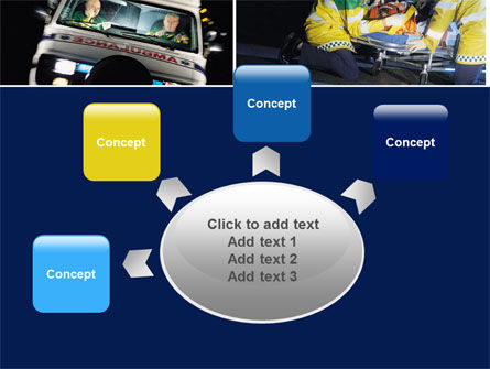 Ambulance Emergency PowerPoint Template Slide 7