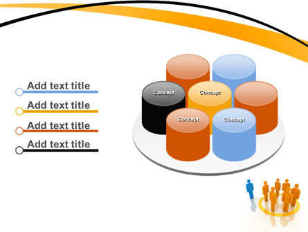 Outsider PowerPoint Template Slide 12