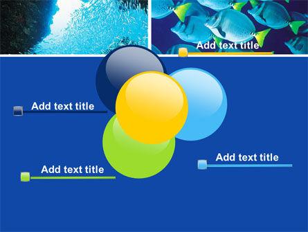 Underwater Life PowerPoint Template Slide 10