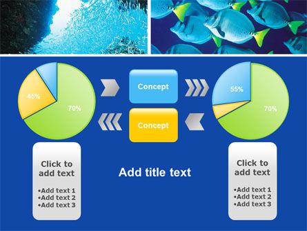 Underwater Life PowerPoint Template Slide 11