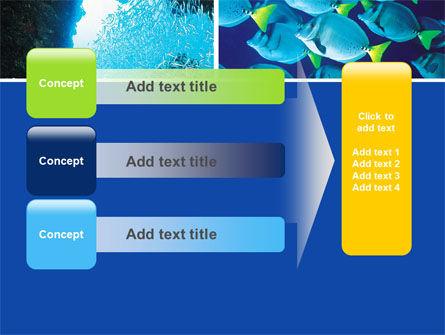 Underwater Life PowerPoint Template Slide 12