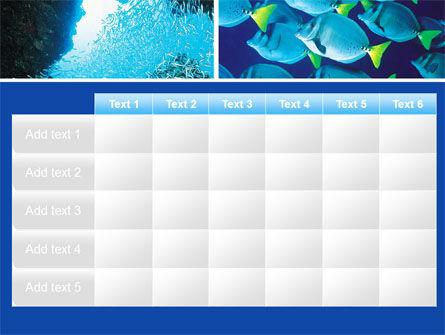 Underwater Life PowerPoint Template Slide 15
