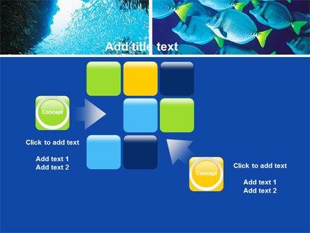 Underwater Life PowerPoint Template Slide 16