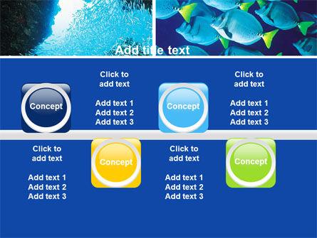 Underwater Life PowerPoint Template Slide 19