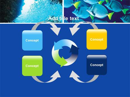 Underwater Life PowerPoint Template Slide 6