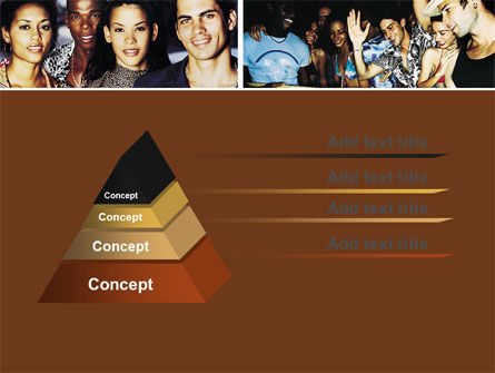 Latin American Music PowerPoint Template, Slide 4, 05604, People — PoweredTemplate.com