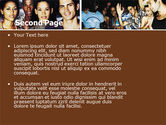Latin American Music PowerPoint Template#2