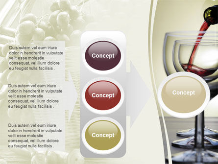 Wine PowerPoint Template Slide 11