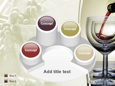 Wine PowerPoint Template Slide 12