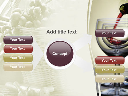 Wine PowerPoint Template Slide 14