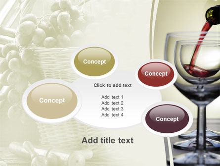 Wine PowerPoint Template Slide 16