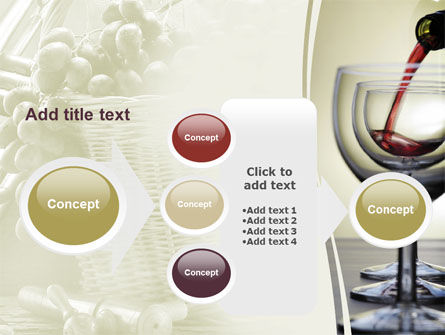 Wine PowerPoint Template Slide 17