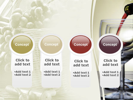 Wine PowerPoint Template Slide 5