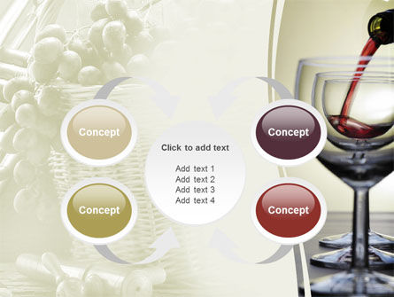 Wine PowerPoint Template Slide 6