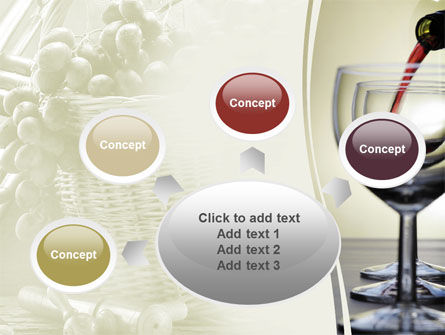 Wine PowerPoint Template Slide 7
