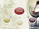 Wine PowerPoint Template#4
