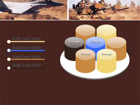 War Conflicts Collage PowerPoint Template Slide 12