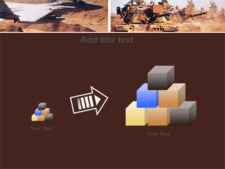 War Conflicts Collage PowerPoint Template Slide 13