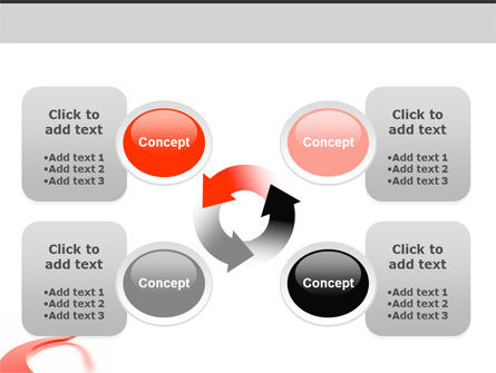 Growing Up PowerPoint Template Slide 9