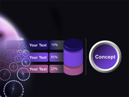 Violet Fantasy PowerPoint Template Slide 11