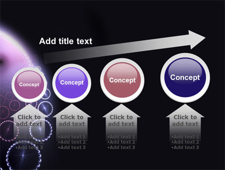 Violet Fantasy PowerPoint Template Slide 13