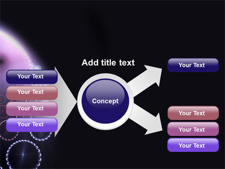Violet Fantasy PowerPoint Template Slide 14