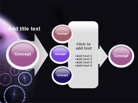 Violet Fantasy PowerPoint Template Slide 17