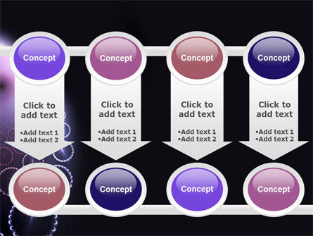 Violet Fantasy PowerPoint Template Slide 18
