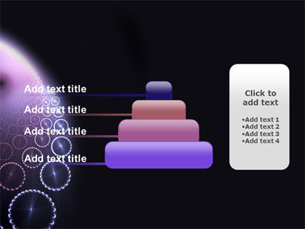 Violet Fantasy PowerPoint Template Slide 8