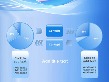 Neutral Blue PowerPoint Template Slide 11