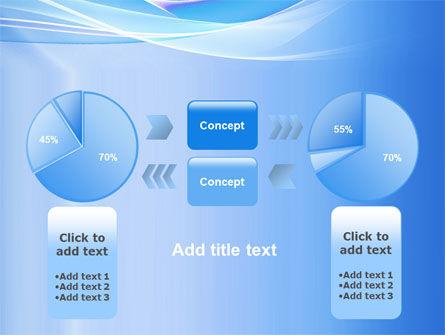 Neutral Blue PowerPoint Template Slide 11