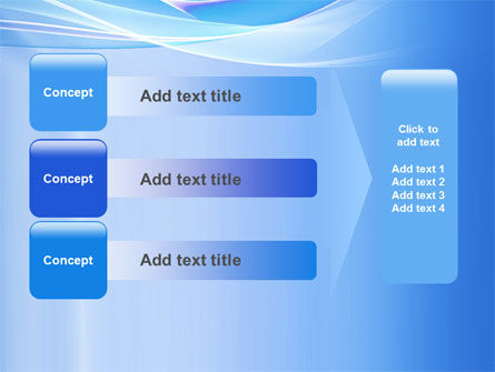 Neutral Blue PowerPoint Template Slide 12