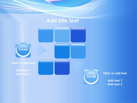 Neutral Blue PowerPoint Template Slide 16