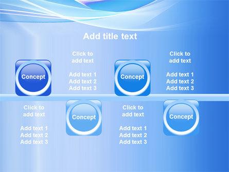 Neutral Blue PowerPoint Template Slide 19
