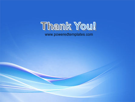 Neutral Blue PowerPoint Template Slide 20