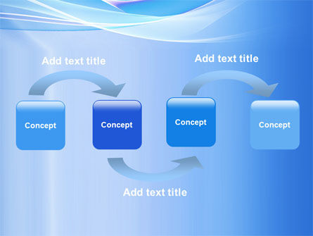Neutral Blue PowerPoint Template Slide 4