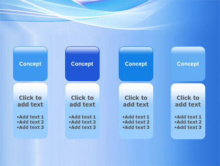 Neutral Blue PowerPoint Template Slide 5