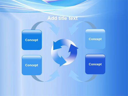 Neutral Blue PowerPoint Template Slide 6