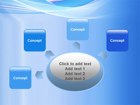 Neutral Blue PowerPoint Template Slide 7