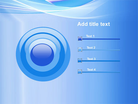 Neutral Blue PowerPoint Template Slide 9