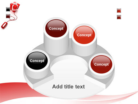 Online Gift Shop PowerPoint Template Slide 12