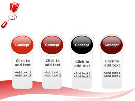 Online Gift Shop PowerPoint Template Slide 5